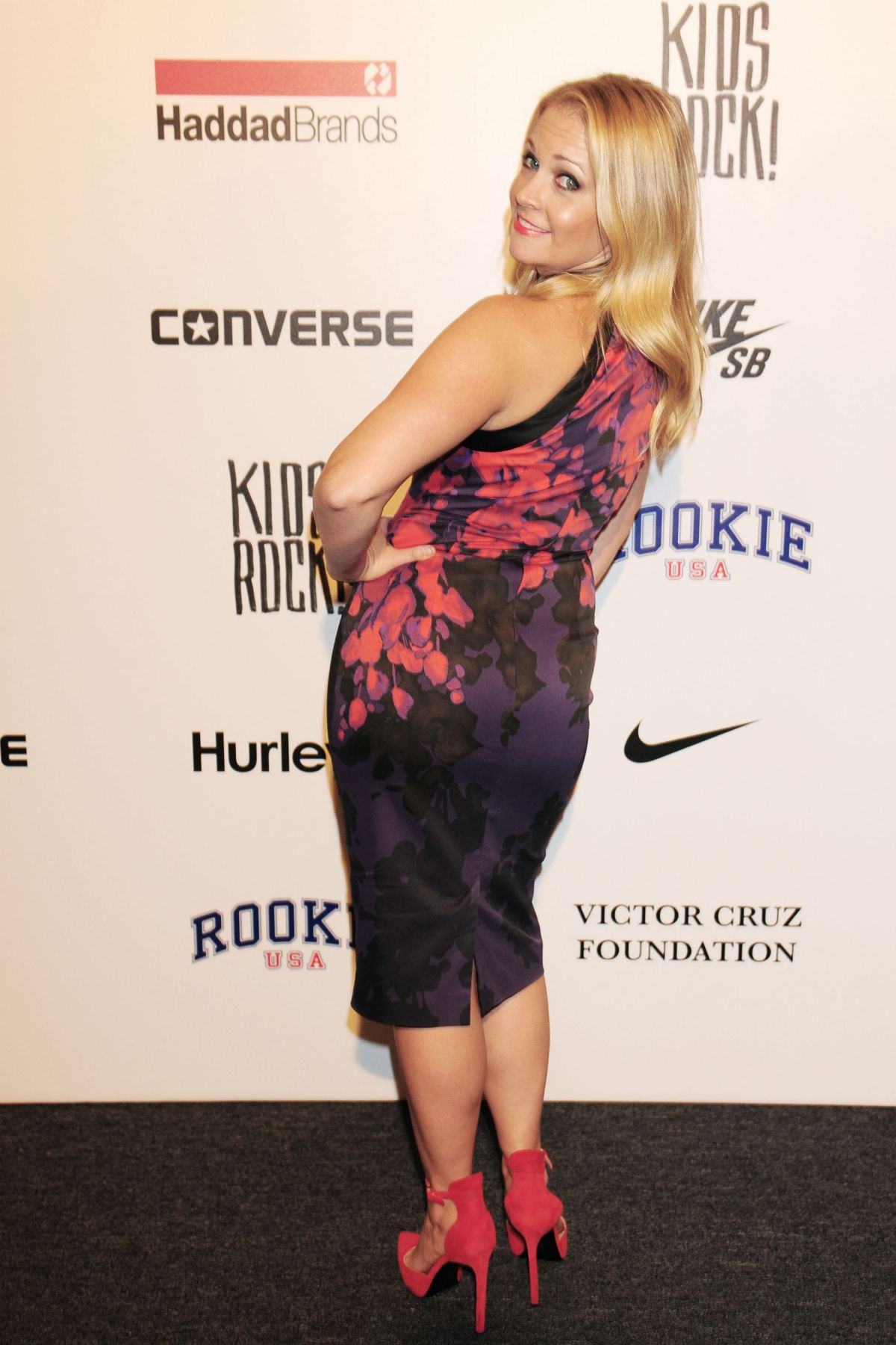 MELISSA JOAN HART at K...