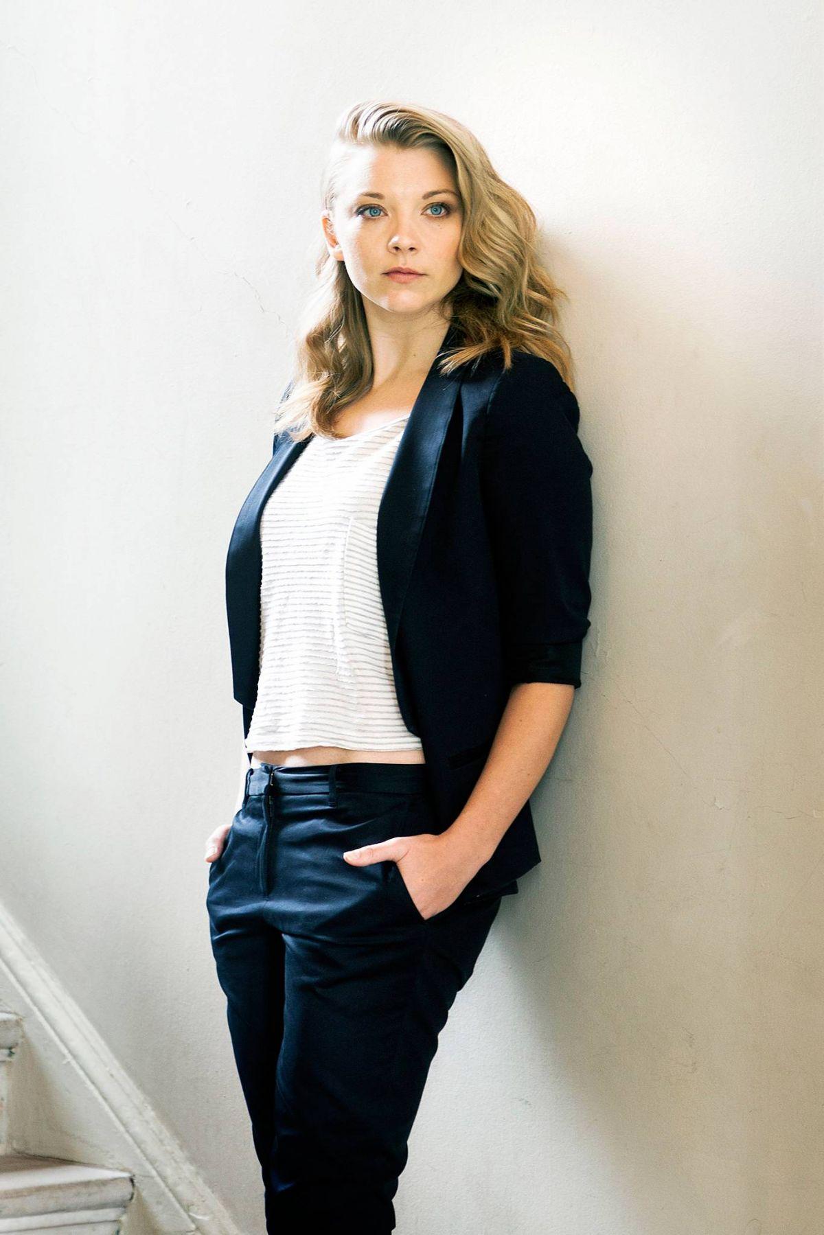 Natalie Dormer Fashion Magazine February 2016 Photoshoot: NATALIE DORMER For The Telegraph, August 2015