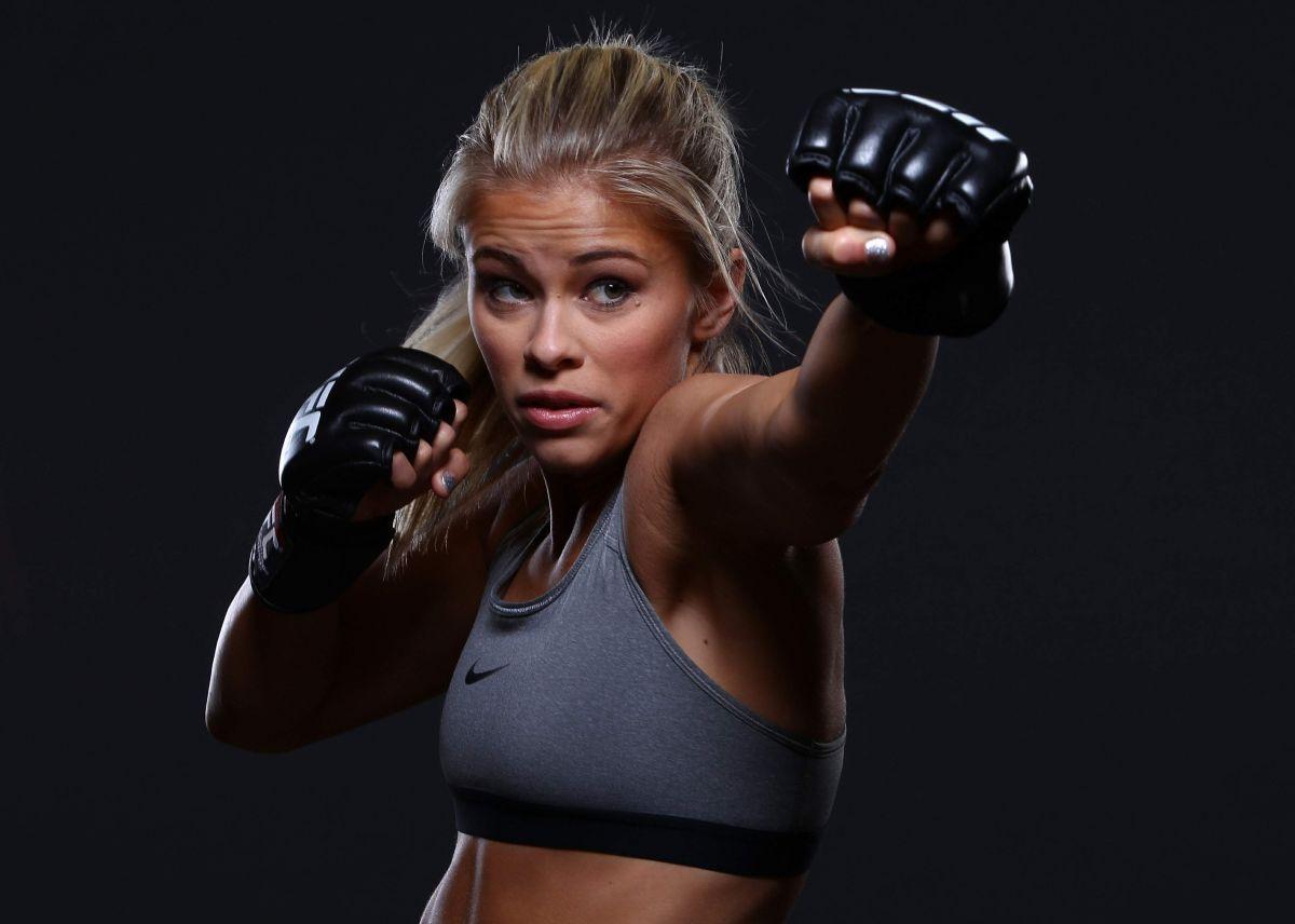 PAIGE VANZANT - UFC Fighter Portraits 2014 - HawtCelebs ...