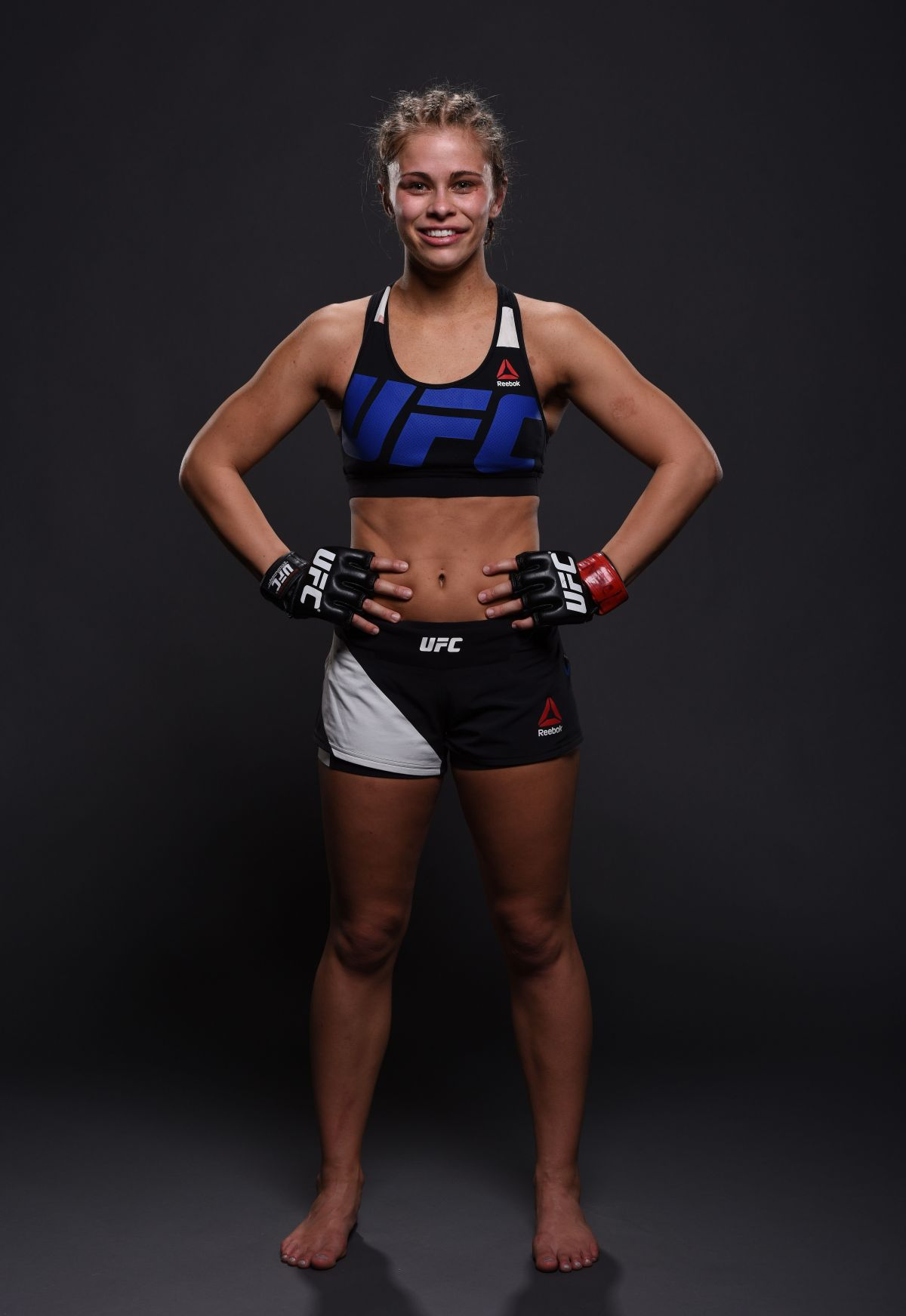 PAIGE VANZANT vs ALEX CHAMBERS at UFC at MGM Grand Garden