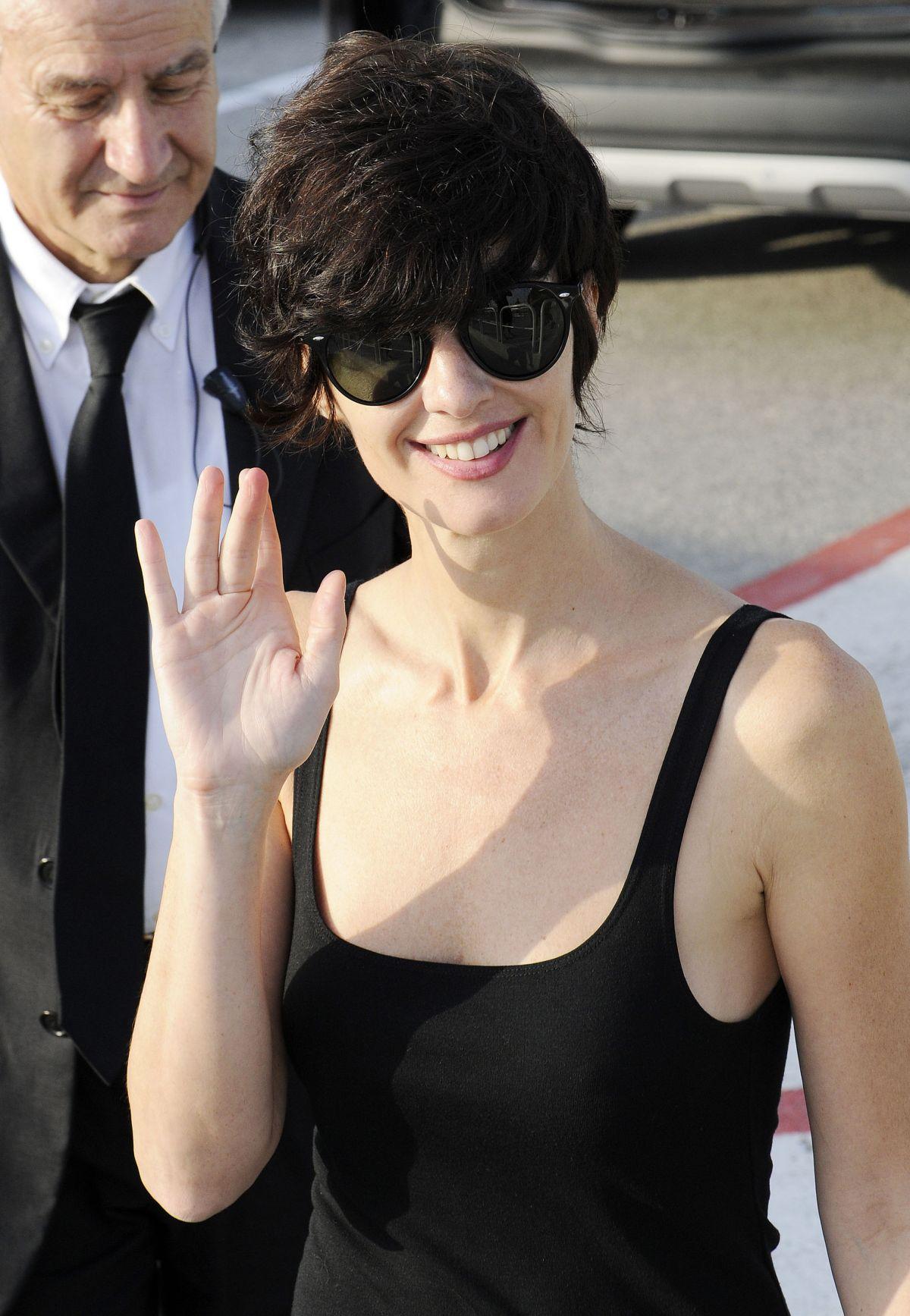 PAZ VEGA Arrives at Lido for 72nd Venice Film Festival 09 ...
