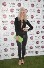 PIXIE LOTT at Remastered Fiat 500 Launch in London 09/02/2015