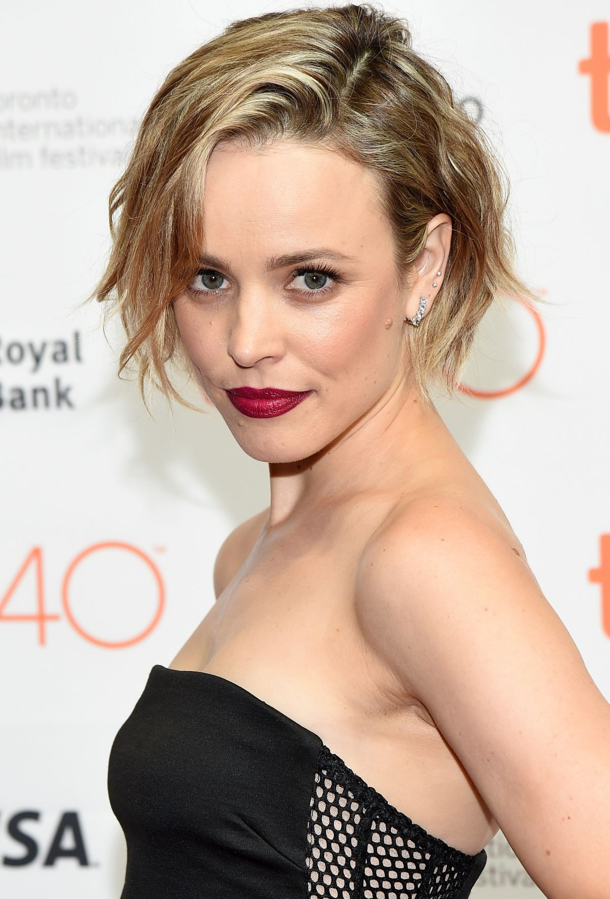 RACHEL MCADAMS at Every Thing Will Be Fine Premiere at 2015 Toronto ... Rachel Mcadams