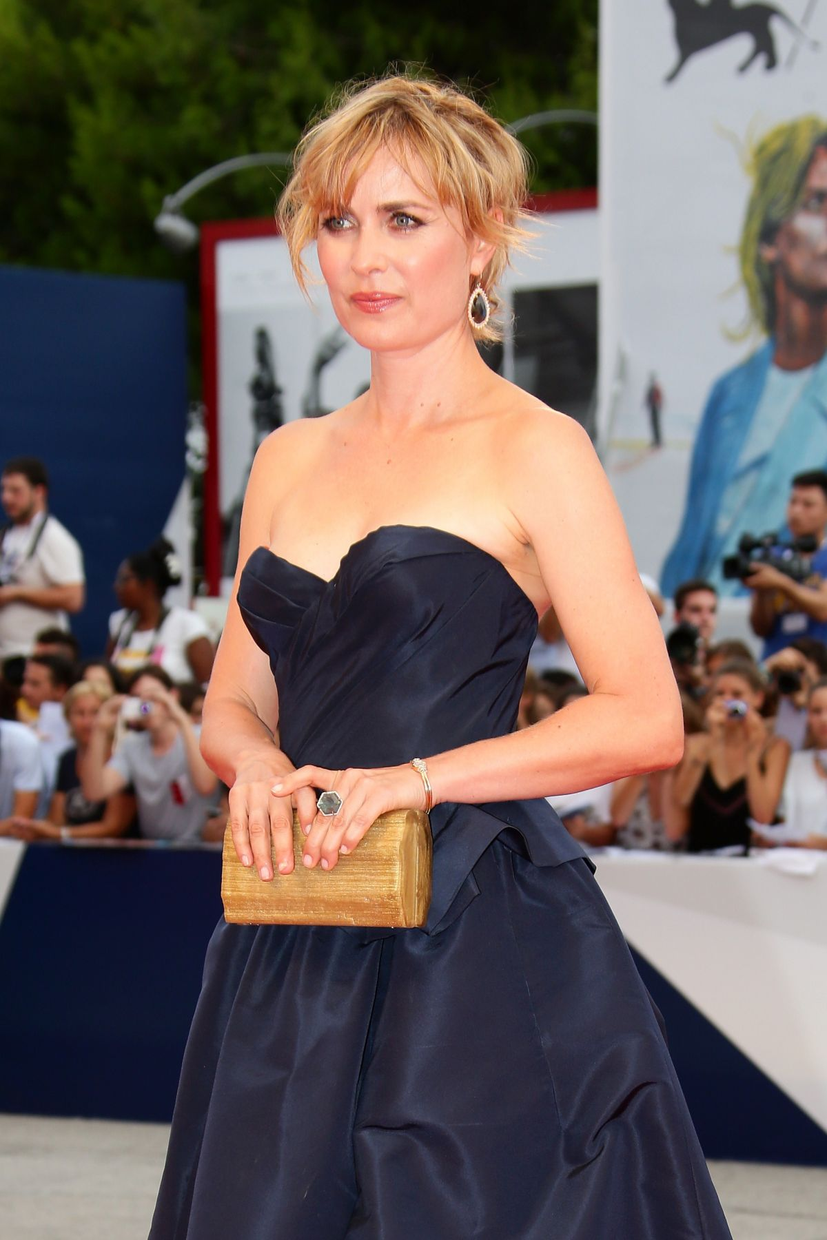 RADHA MITCHELL at Everest Premiere and 72nd Venice Film Festival Opening Ceremony