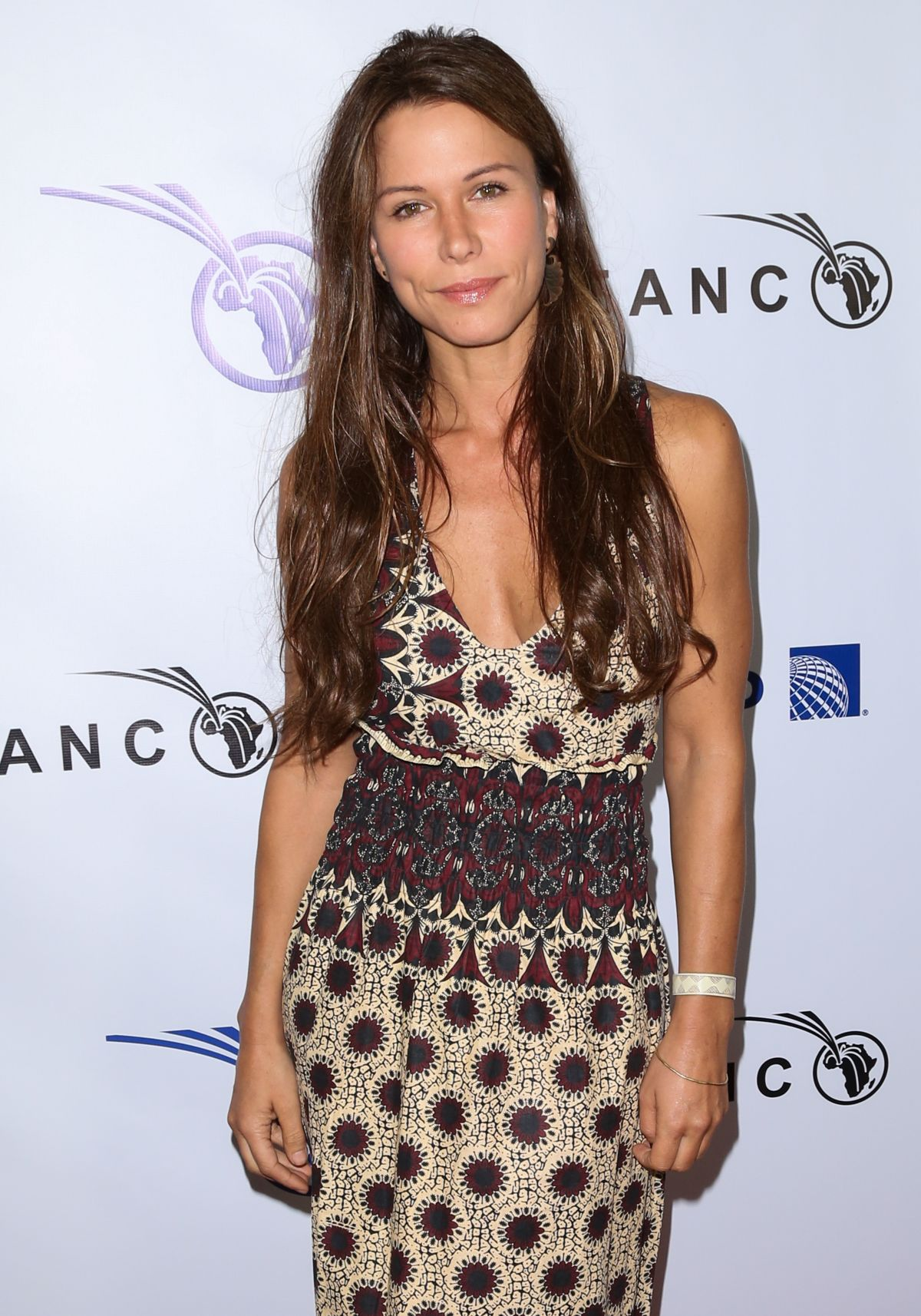 RHONA MITRA at Geanco Foundation