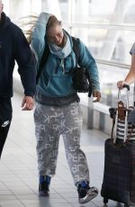 RONDA ROUSEY at Airport in Melbourne 09/15/2015