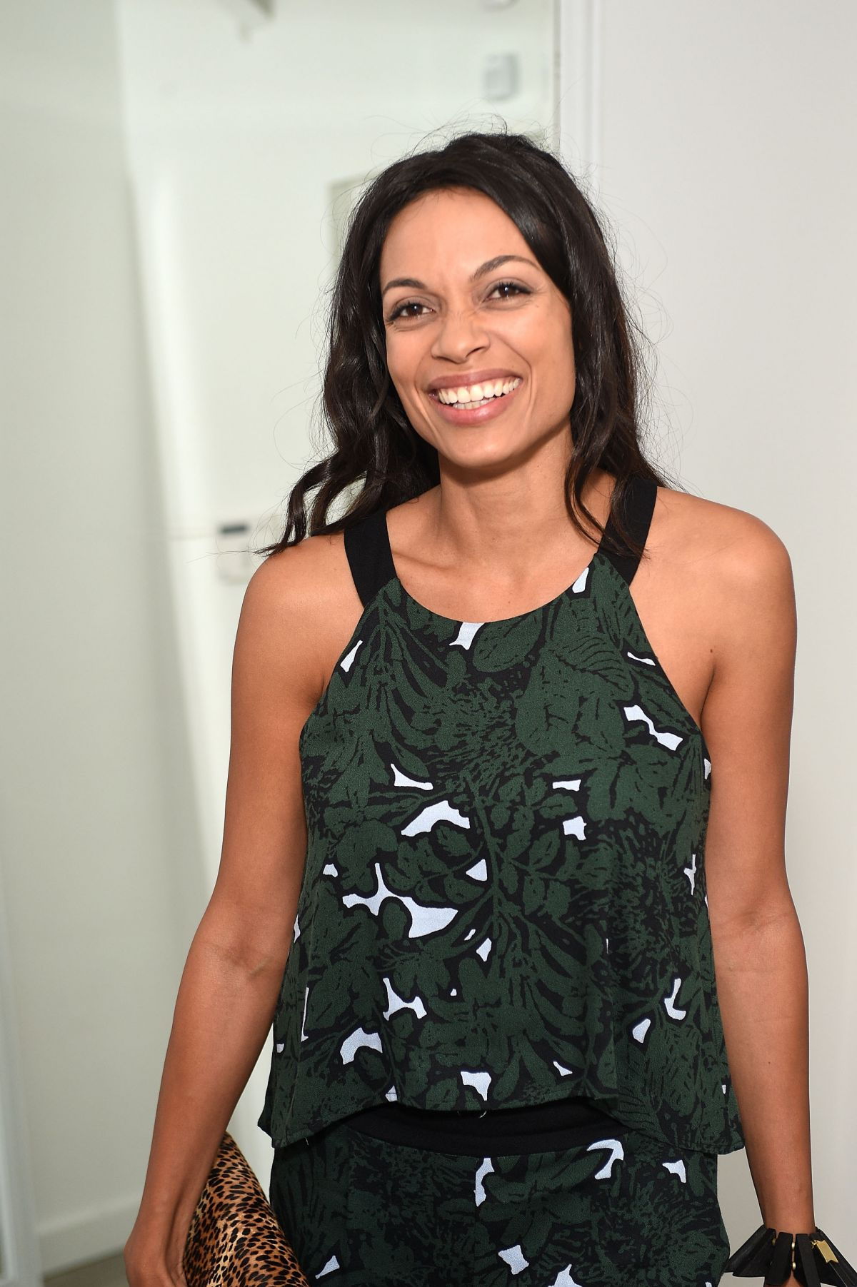 ROSARIO DAWSON at The ... Rosario Dawson