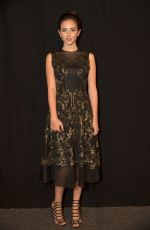 RYAN NEWMAN at Vivienne Tam Fashion Show in New York 09/14/2015