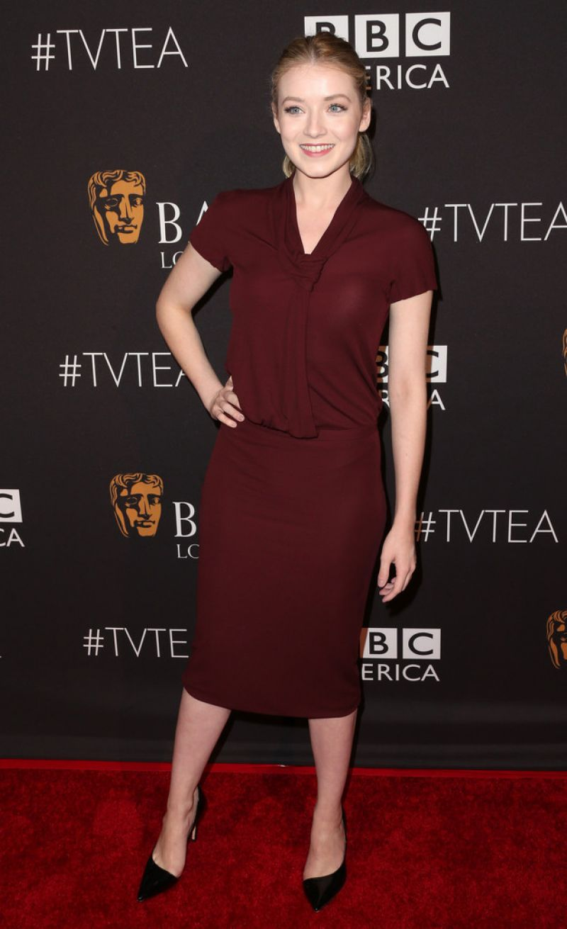 SARAH BLOGER at 2015 Bafta Los Angeles TV Tea in Beverly Hills 09/19/2015