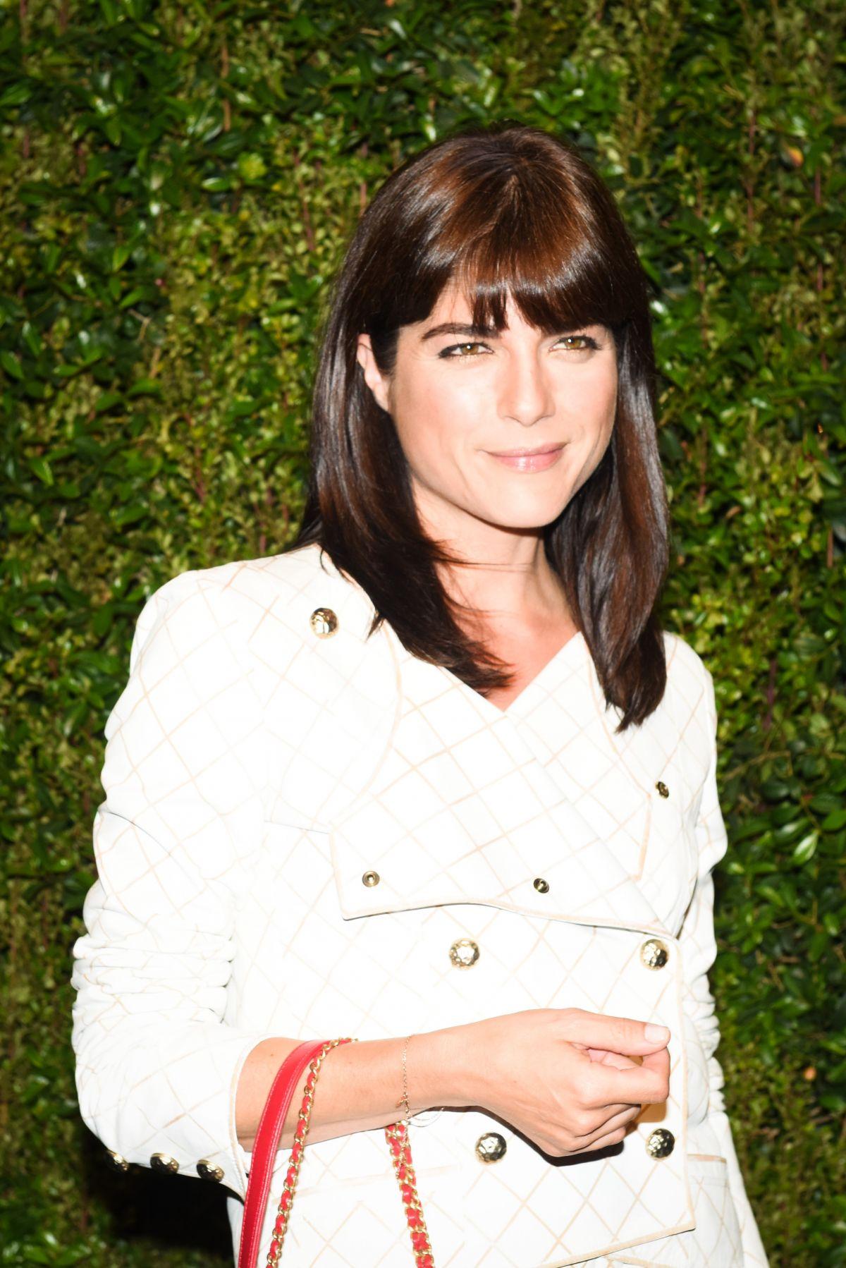 SELMA BLAIR at Chanel ...