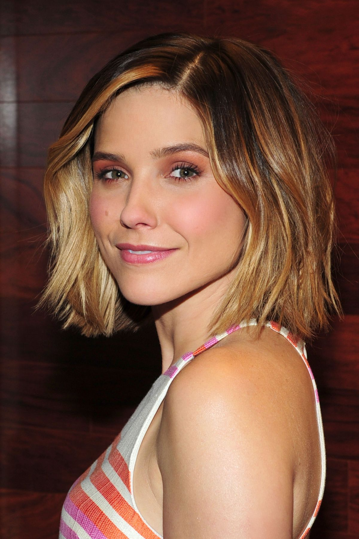 Sophia Bush rachel ray