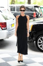 VICTORIA BECKHAM Out and About in New York 09/28/2015