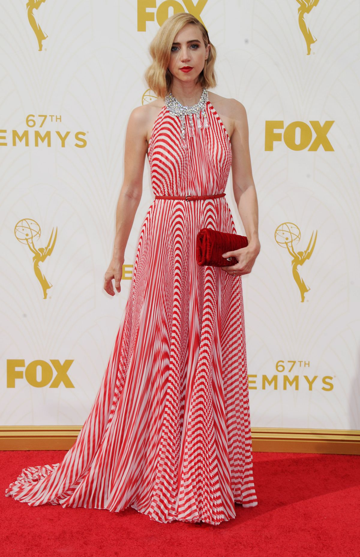 Daytime Emmy Awards 2018 Red Carpet Fashion: See All the 69