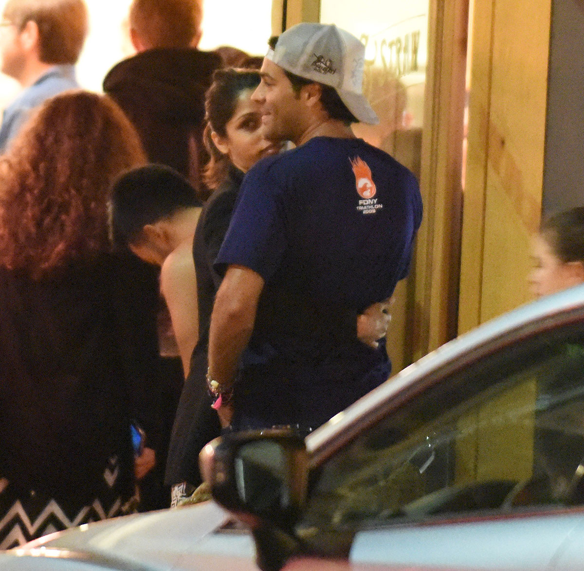 FREIDA PINTO Kisses Her New Boyfriend Ronnie Bacardi 10/20 ... Freida Pinto Engaged
