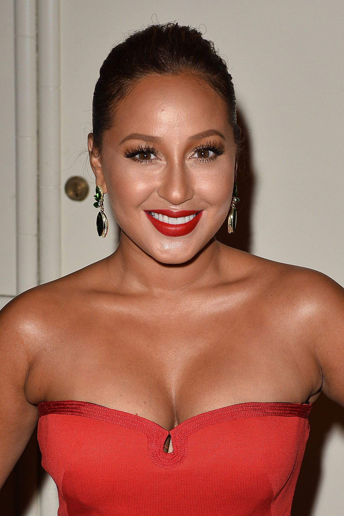 ADRIENNE BAILON at 2015 Smile Gala in Beverly Hills 10/02/2015