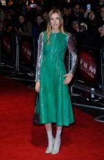 AGYNESS DEYN at Sunset Song Premiere at 2015 BFI London Film Festival 10/15/2015