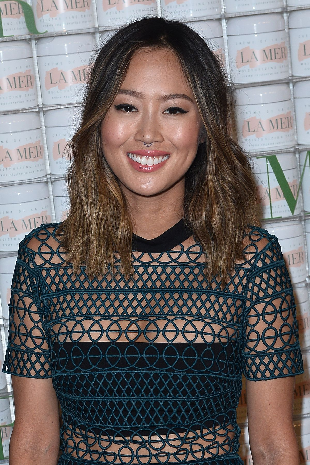 AIMEE SONG at Celebration of an Icon Global Event in Los Angeles 10/13/2015