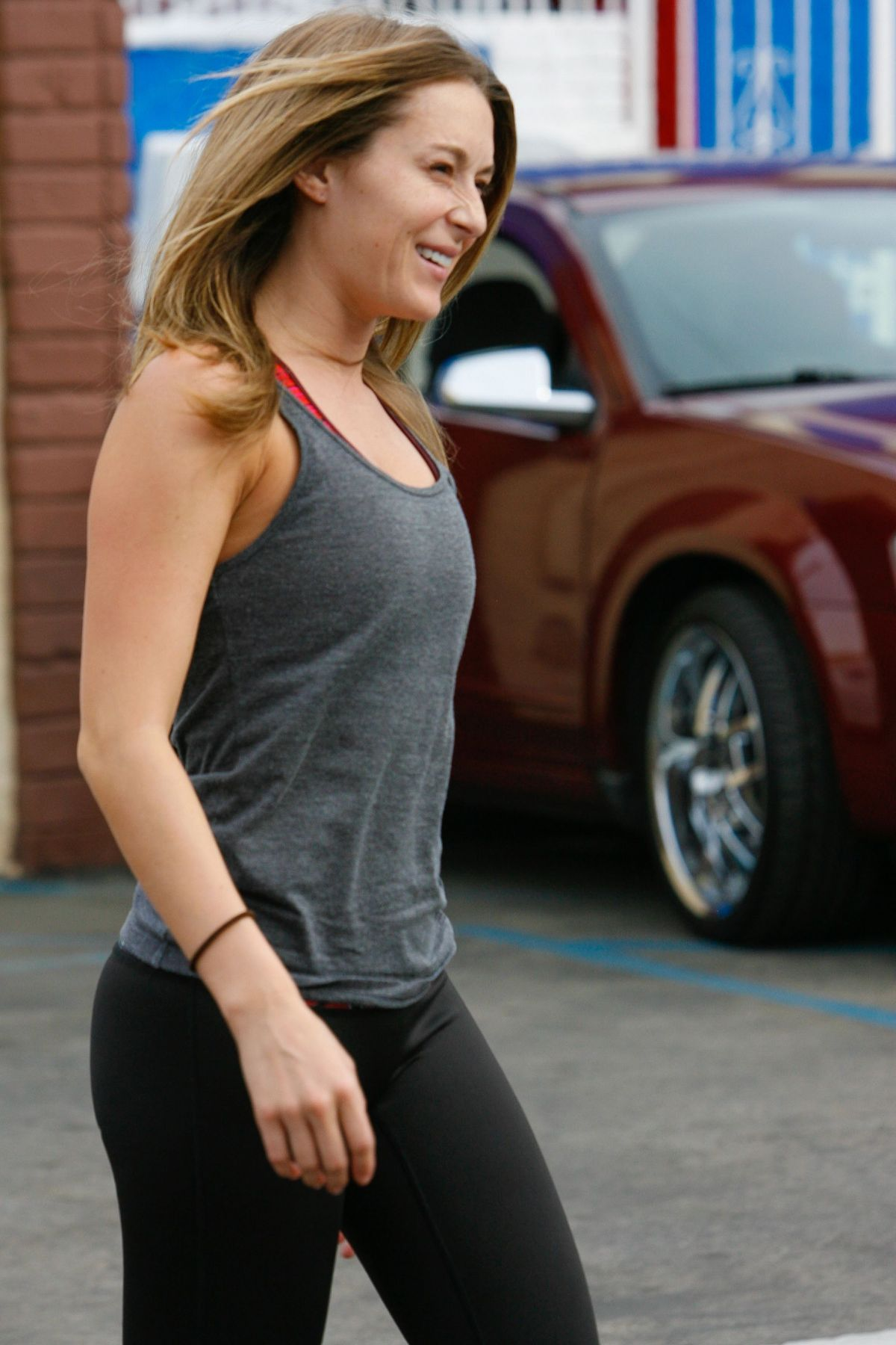 ALEXA VEGA at Dancing with the Stars Rehersal in Hollywood 10/27/2015