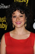 ALIA SHAWKAT at Nasty Baby Premiere in Los Angeles 10/19/2015