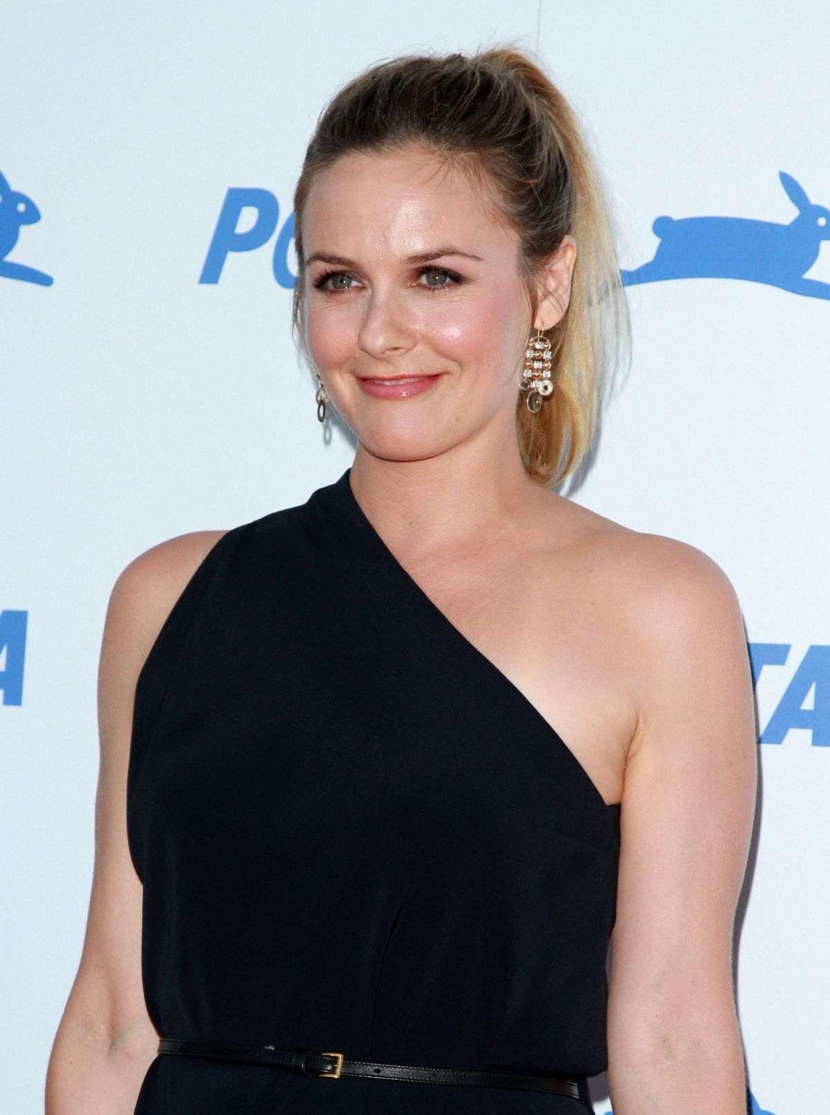 ALICIA SILVERSTONE at Peta's 35th Anniversary Party in Los Angeles 09/30/2015