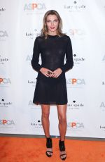 ALINA BAIKOVA at 2015 Aspca Young Firends Benefit in New York 10/15/2015