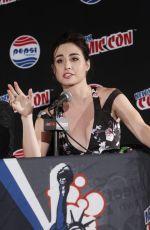 ALLISON SCAGLIOTTI at 2015 Comic-con in New York 10/09/2015