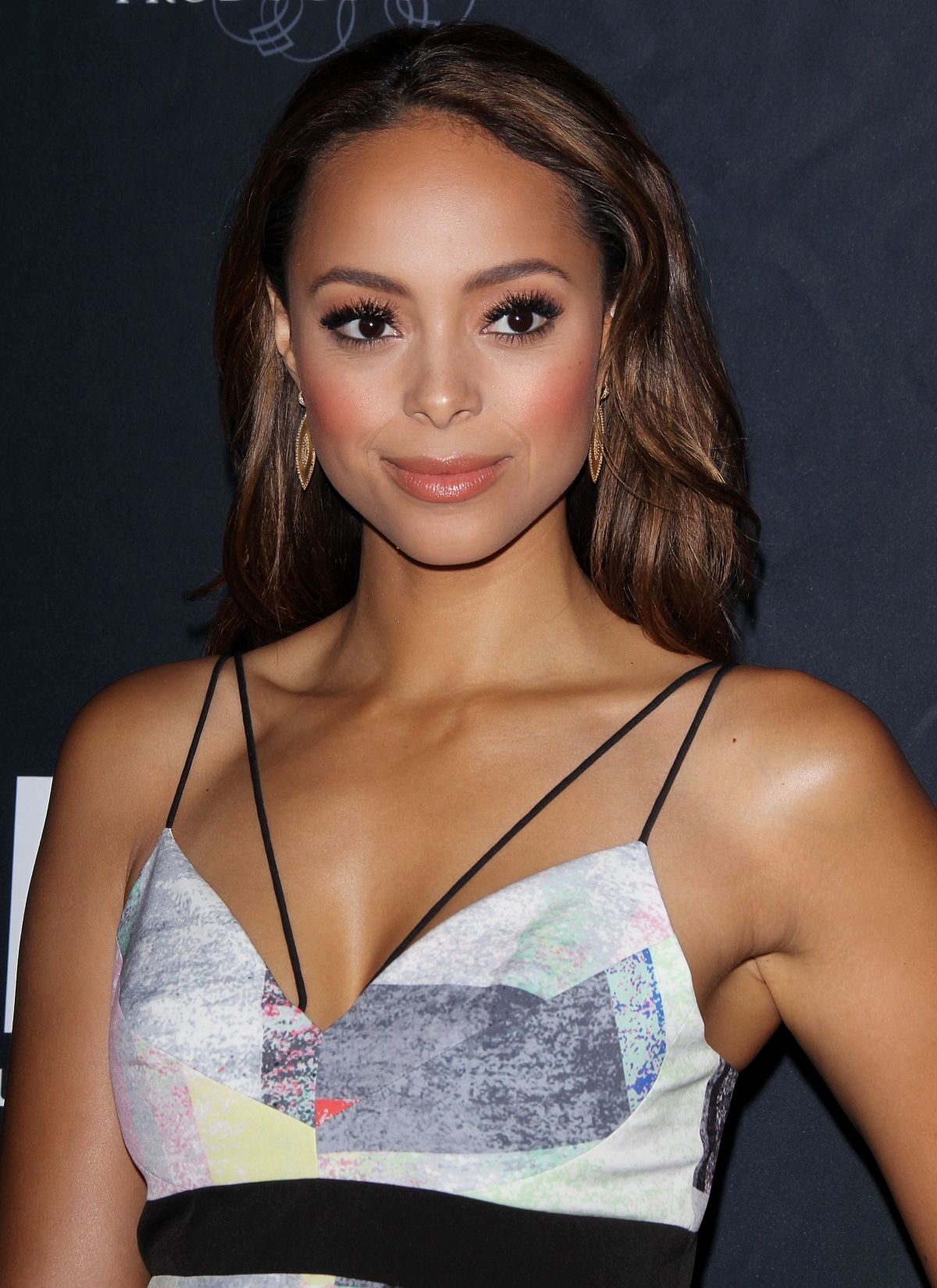AMBER STEVENS at Star Magazine's Scene Stealers Party in Hollywood 10/22/2015