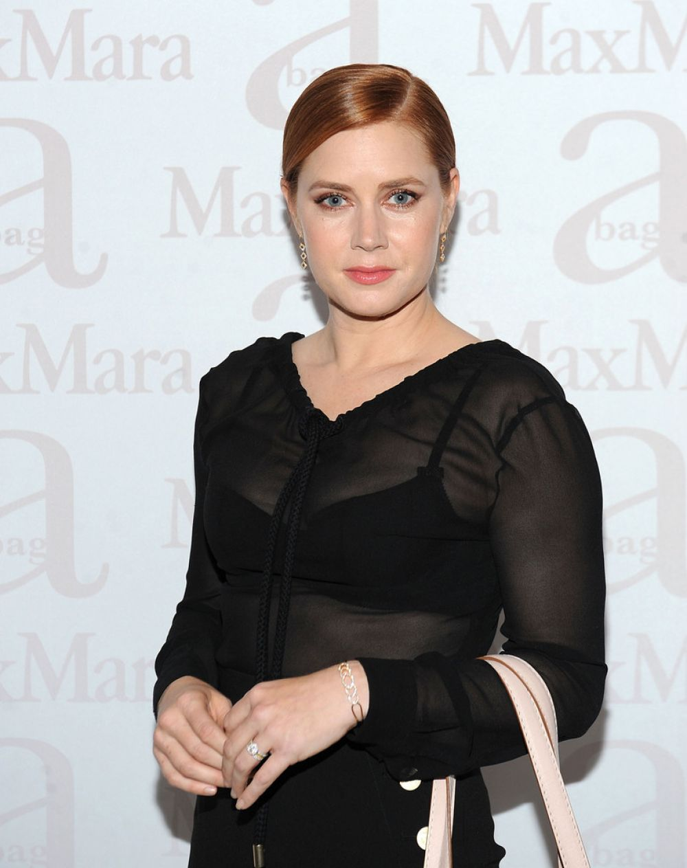 AMY ADAMS at Max Mara Spring/Summer 2016 Accessories Campaign ... Amy Adams