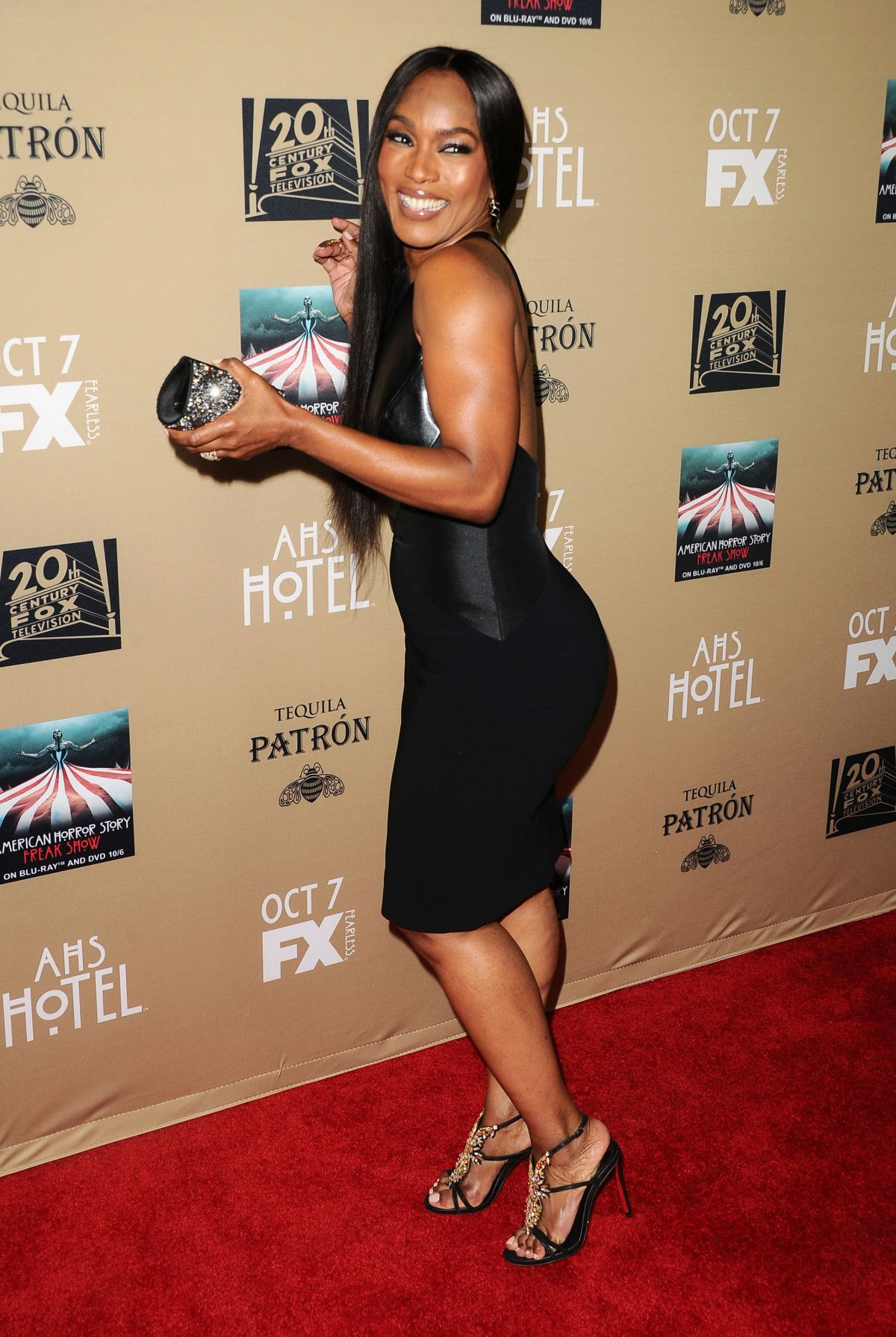 Image result for Angela Bassett ass
