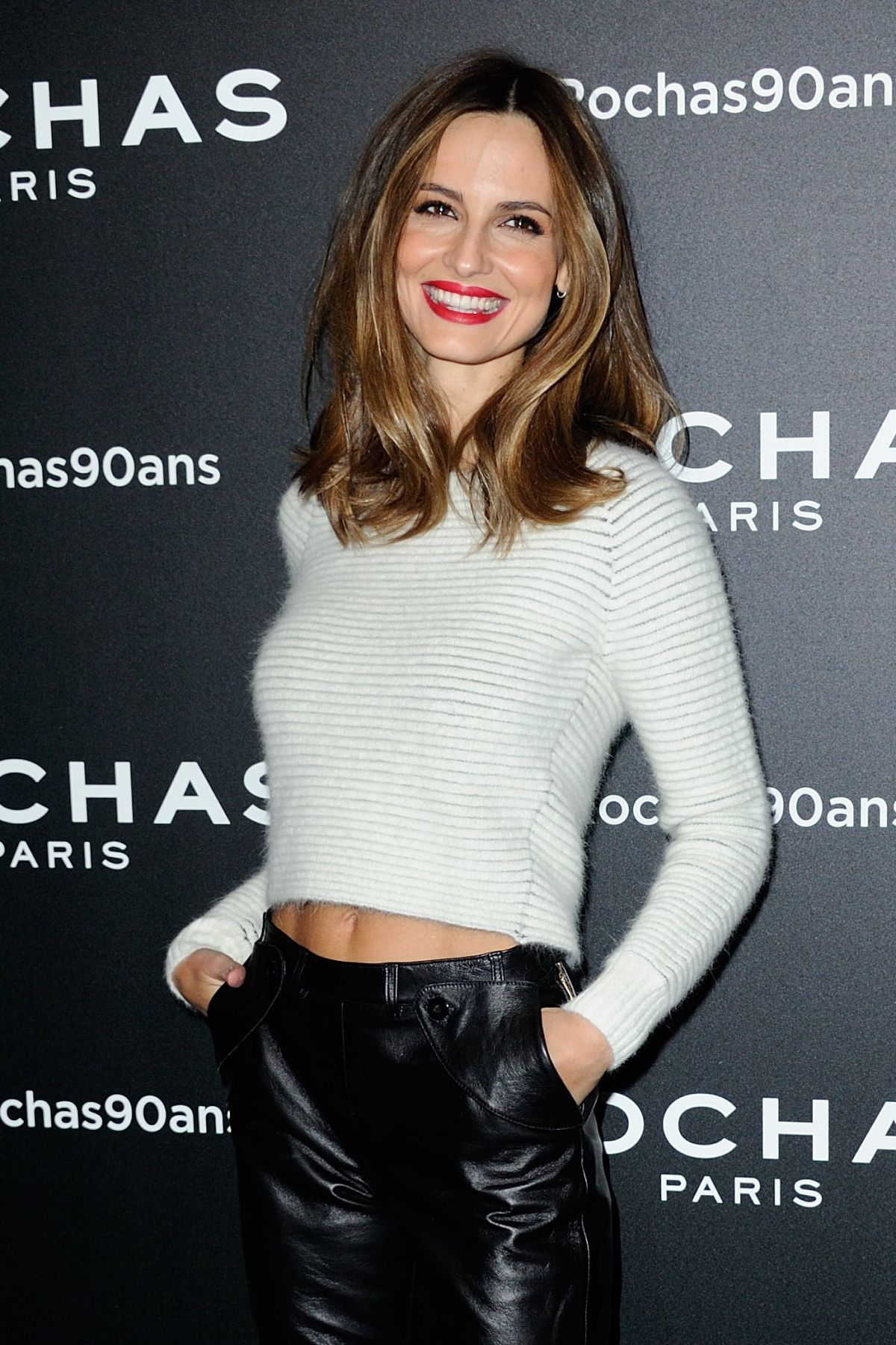 ARIADNE ARTILES at Rochas 90th Anniversary Cocktail in Paris 09/30/2015