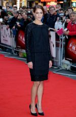 ARIANE LABED at The Lobster Premiere at 2015 BFI London Film Festival 10/13/2015