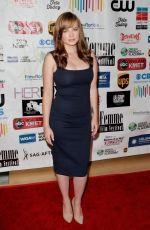 ASHLEY RICKARDS at 11th Annual LA Femme International Film Festival Awards Gala in Los Angeles 10/18/2015