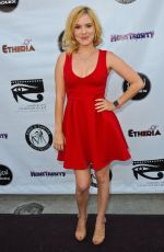 BREA GRANT at The Etheria Film Night in Hollywood 06/13/2015