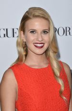 CAROLINE SUNSHINE at Teen Vogue's 13th Annual Young Hollywood Issue Launch Party in Los Angeles 10/02/2015