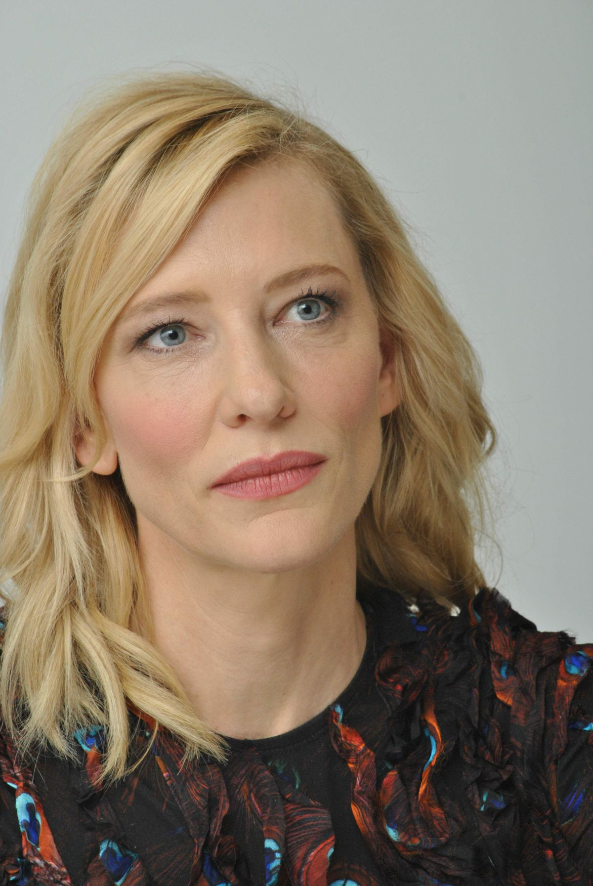 CATE BLANCHETT at Truth Press Conference in New York ... Cate Blanchett