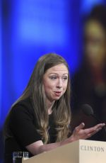 CHELSEA CLINTON at Clinton Global Initiative 2015 Annual Meeting: Day Four in New York 09/29/2015