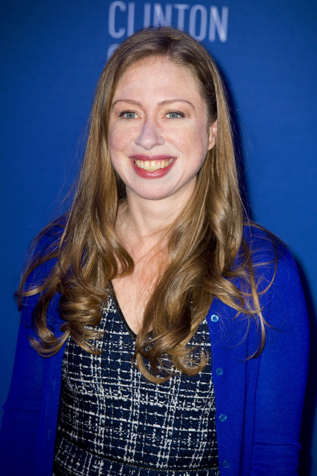CHELSEA CLINTON at Clinton Global Initiative 2015 Global Citizen Awards in New York 09/27/2015