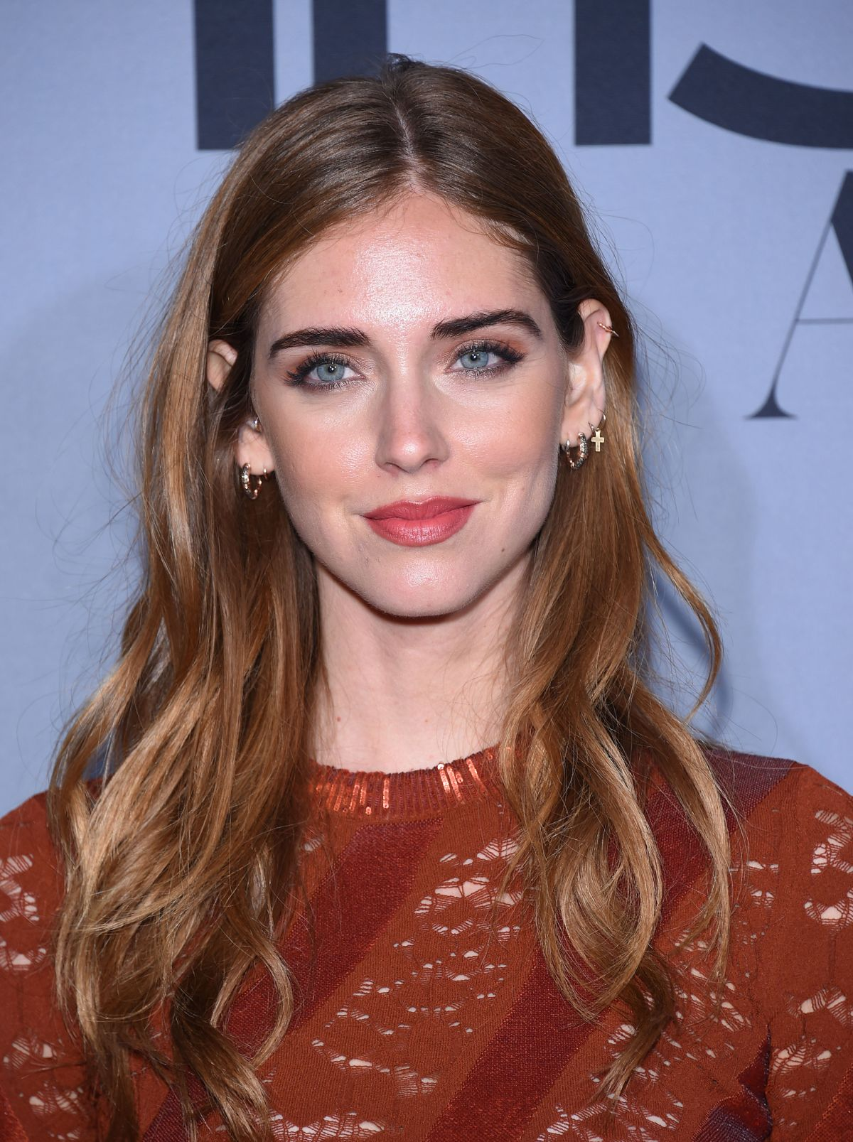 CHIARA FERRAGNI at InStyle Awards 2015 in Los Angeles 10/26/2015