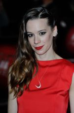CHLOE PIRRIE at Burn Burn Burn Premiere at 2015 BFI London Film Festival 10/15/2015