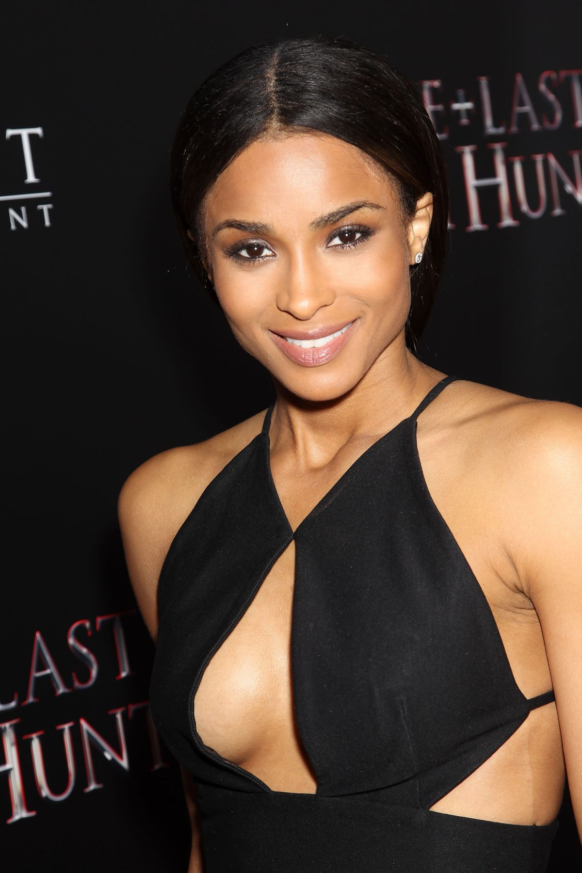 CIARA at The Last Witch Hunter Premiere in New York 10/13/2015
