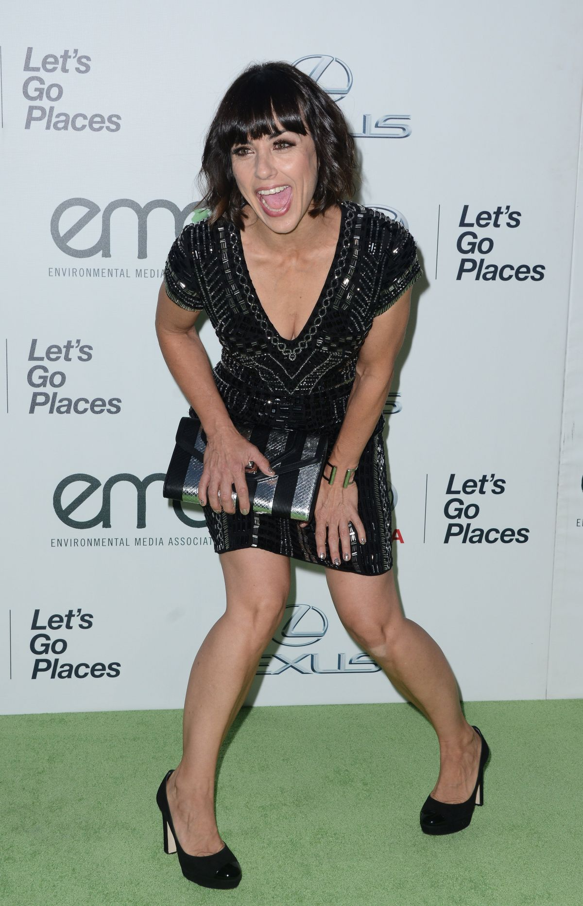 CONSTANCE ZIMMER at 2015 EMA Awards in Burbank 10/24/2015