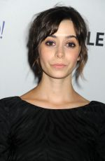 CRISTIN MILIOTI at Paleyfest 2015 Fargo at the Paley Center for Media in New York 10/16/2015