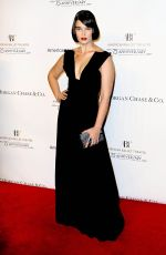CRYSTAL RENN at American Ballet 75th Anniversary Fall Gala in New York 10/21/2015