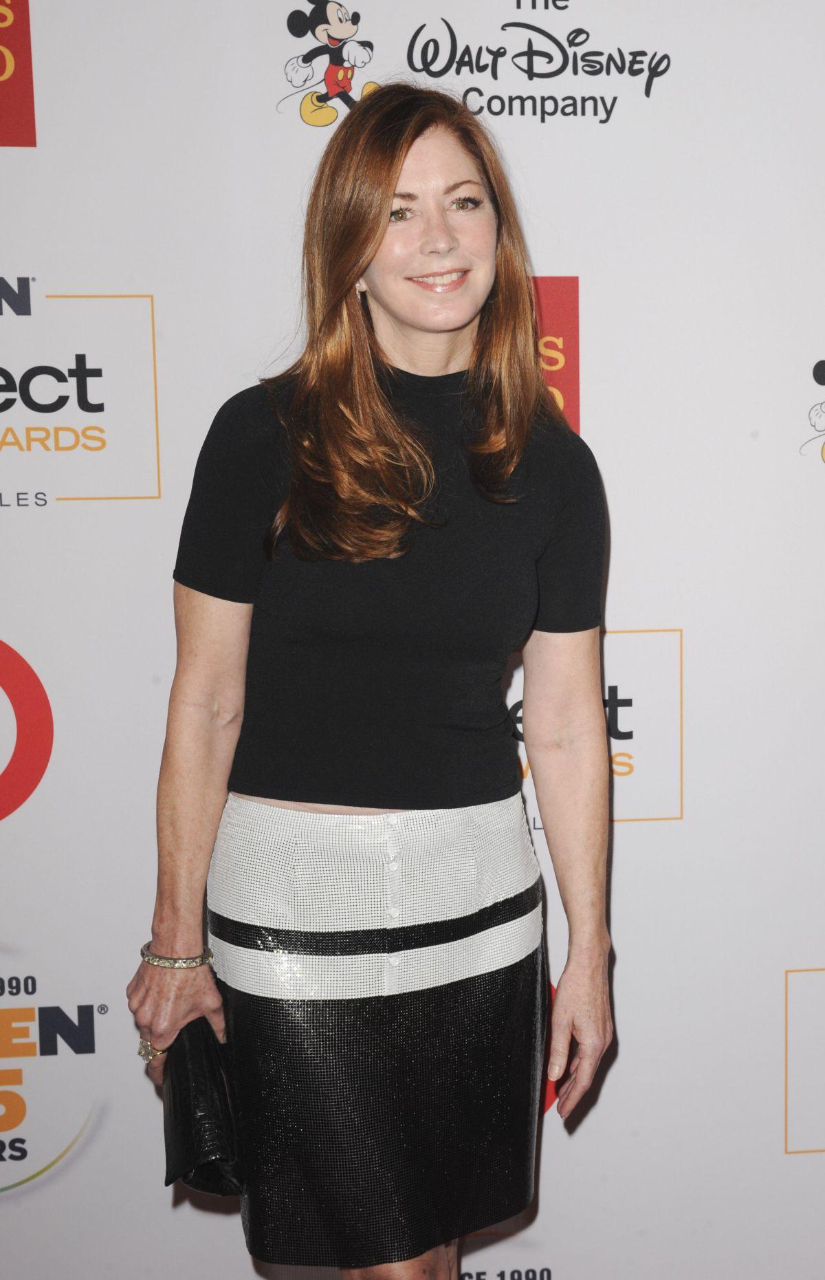 DANA DELANY at 2015 glsen Respect Awards in Beverly Hills 10/23/2015
