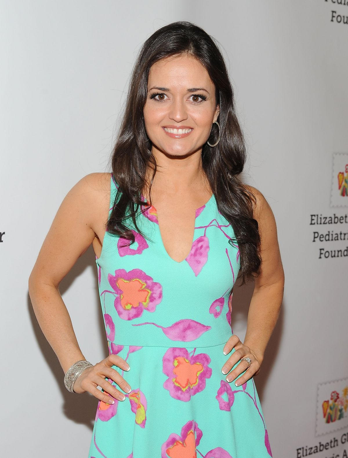 DANICA MCKELLAR at A Time for Heroes in Culver City 10/25/2015