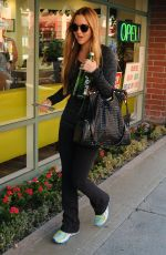 DEVON AOKI Out and About in Beverly Hills 09/30/2015