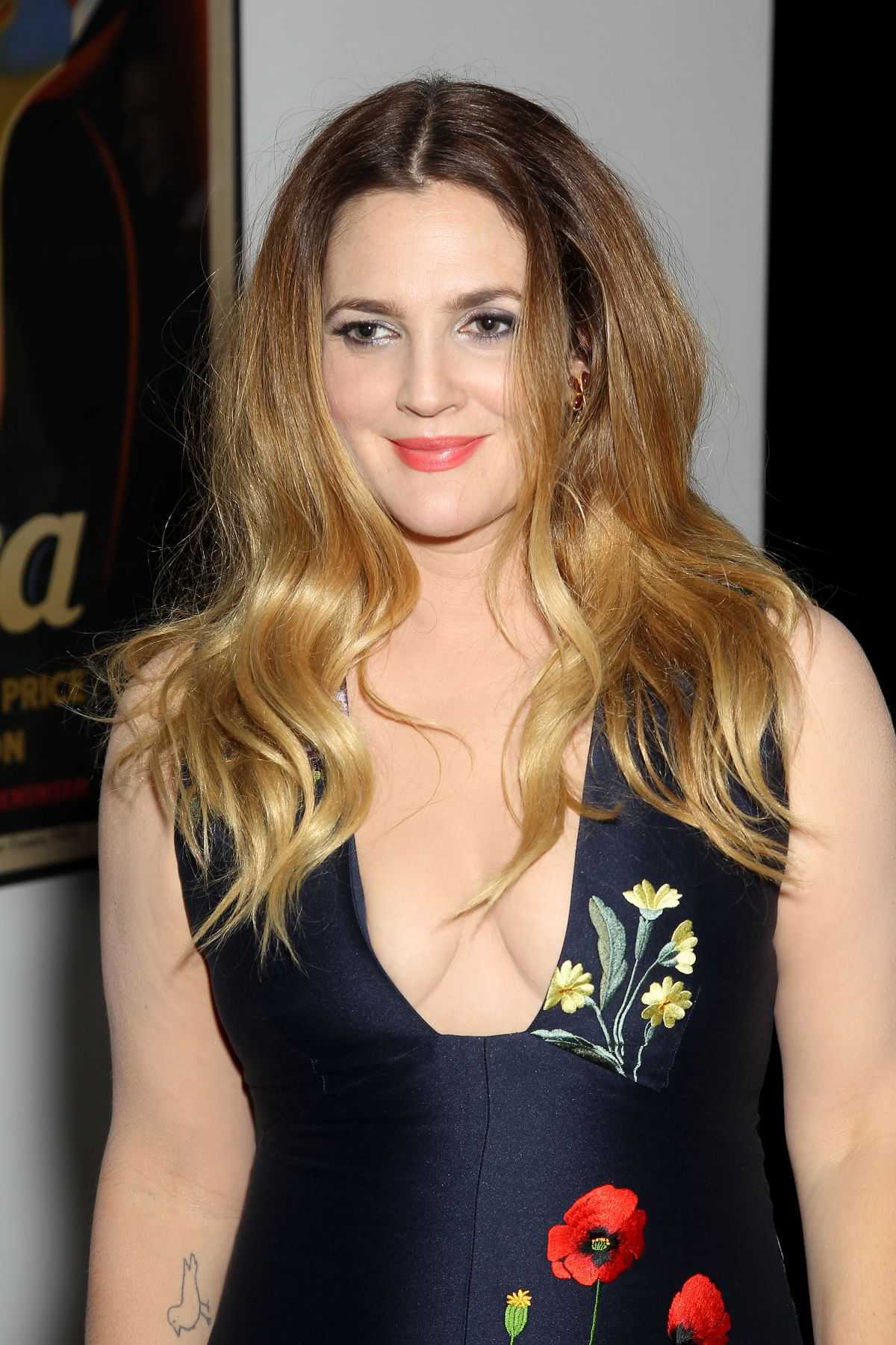 DREW BARRYMORE at Miss You Already Screening in New York ... Drew Barrymore
