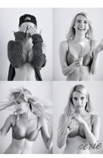 EMMA ROBERTS for Aerie Untouched Campaign