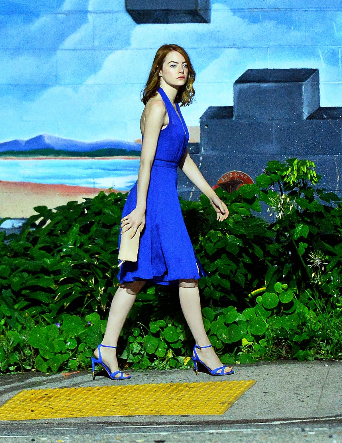 La La Land Emma Stone S Shoes