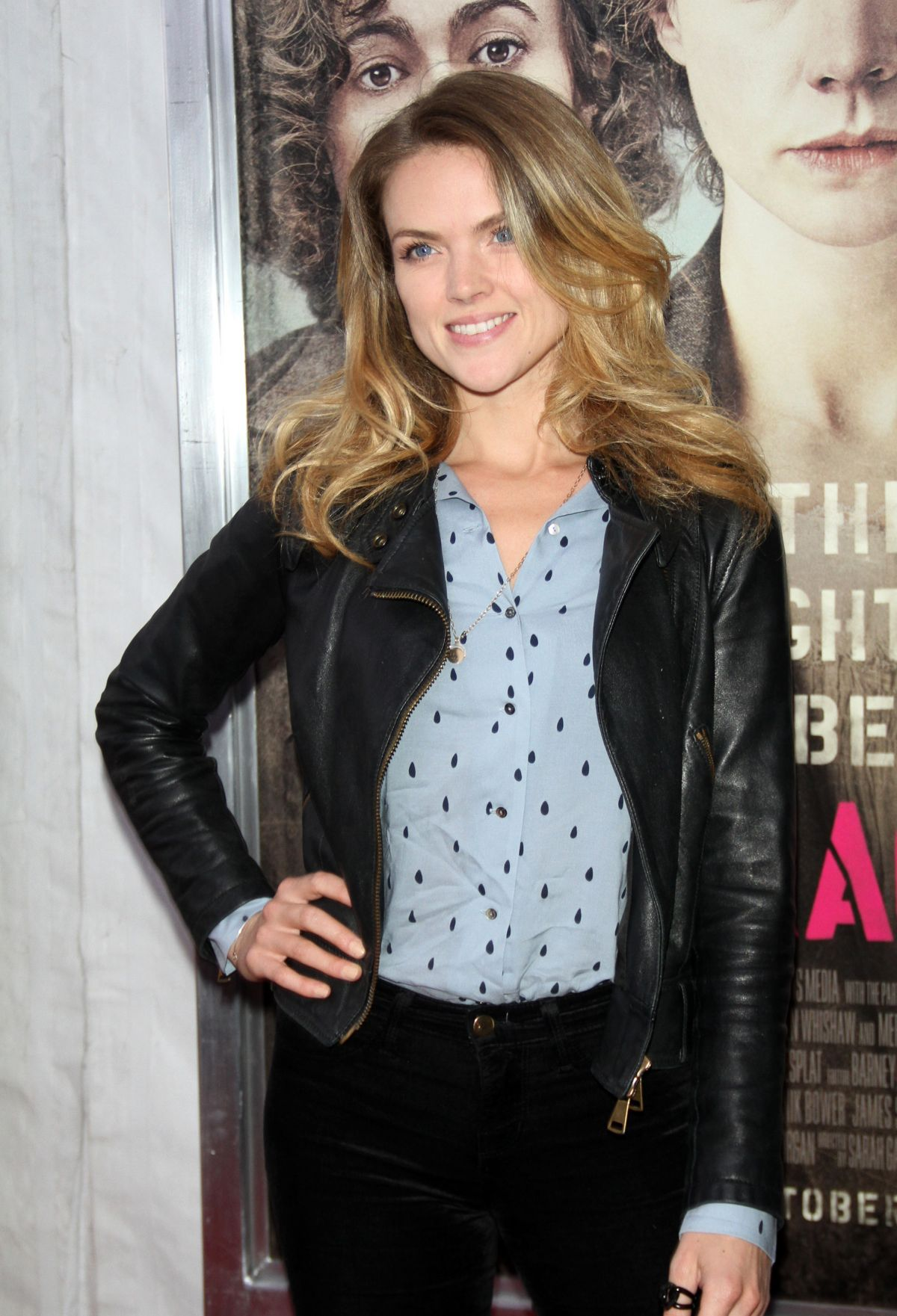 ERIN RICHARDS at Suffragette Premiere in NEw York 10/12/2015